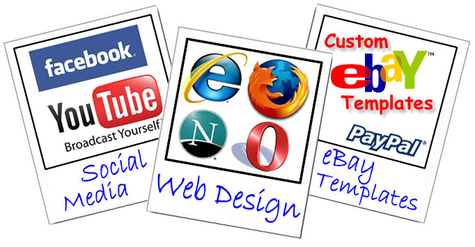 Welsh Dragon Web Designs provides Low Cost Websites, eBay Custom Templates and MORE
